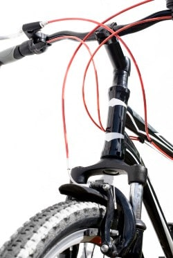 Bicycle With V Brakes